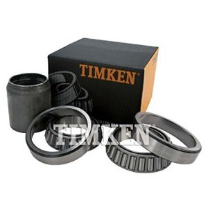 Timken Matched Bearing Set 429 and 430 with Spacer, RDTC1