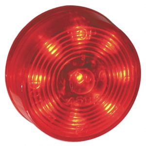 "Grote G3002 Hi Count 9 Diode  2"" Round LED Clearance Marker Light"