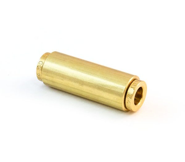 Straight Union Quick Connect Brass Female Connector  1/2 inch