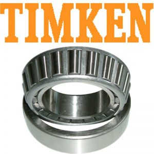 Timken Matched Bearing Set 401 Bearing and Race 580/572, SET401