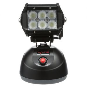 LED Go Anywhere Work Light, Magnetic Base, Grote BZ501-5