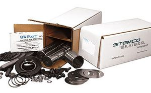 Stemco Kaiser No Ream King Pin Kit K147E