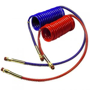 "Grote Red and Blue Air Lines 15' w 40"" Leads"