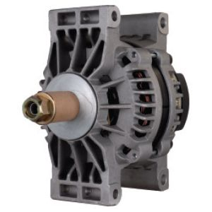 WAI 8719N New 24 SI Alternator 160 amp 100 amp at Idle 12 Volt, Pad Mount 8719