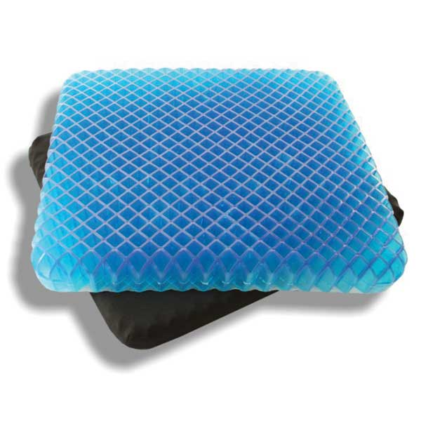 "Wonder Gel Seat Cushion 2"" thick 15.25"" x 17.25"""